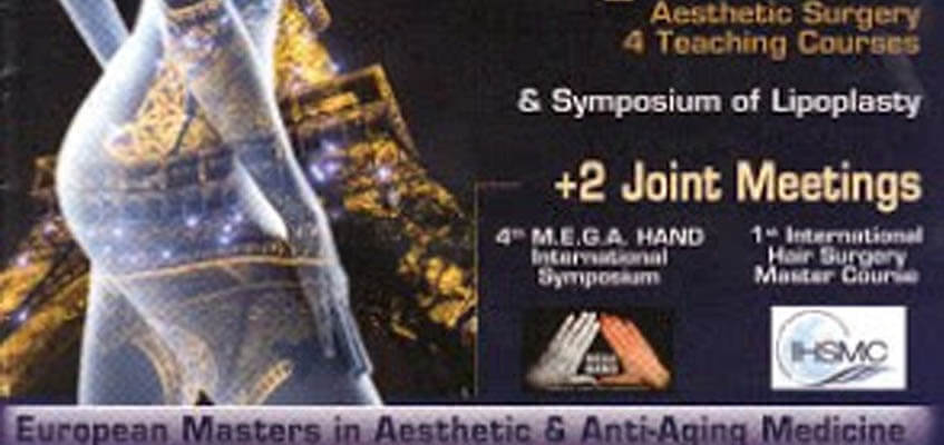 European masters In Aesthetic and Anti-Aging Medicine