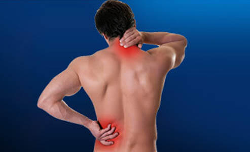 Neck and Back Pain - Non-Surgical Areas Treated