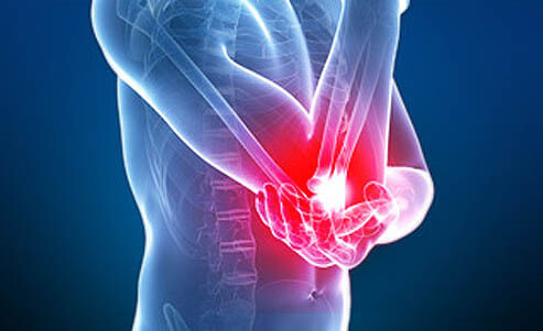 Elbow Pain - Non-Surgical Areas Treated